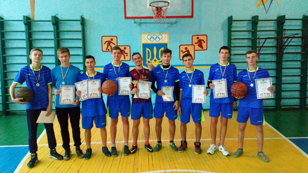Баскетболісти