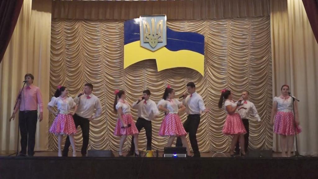 """Участь у конкурсі естрадної пісні """"Подільська веселка"""""""
