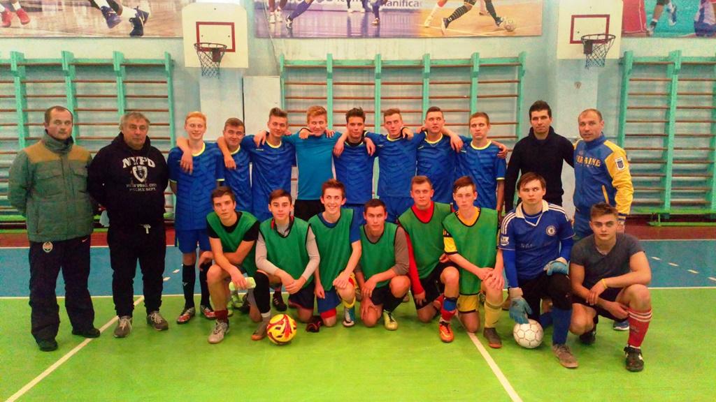 Наша команда – чемпіон Харківської області з футзалу