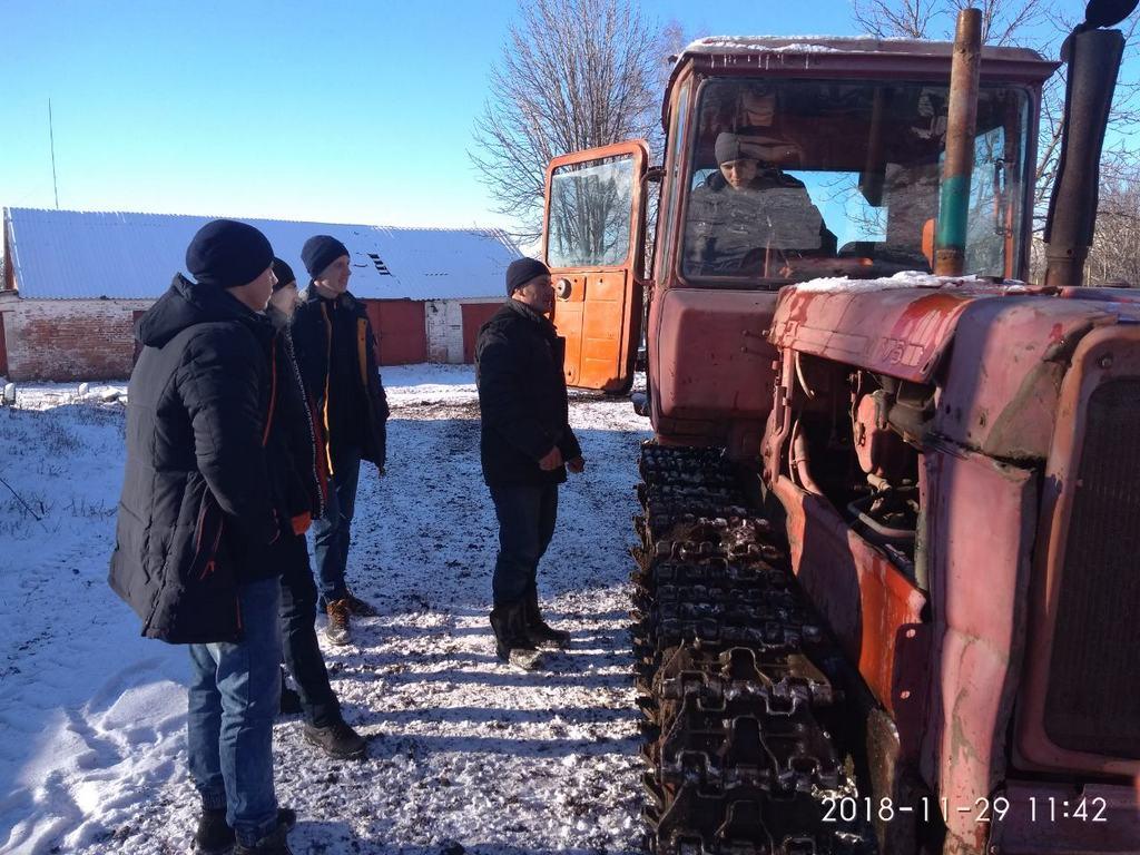 Конкурс професійної майстерності з професій сільськогосподарського виробництва