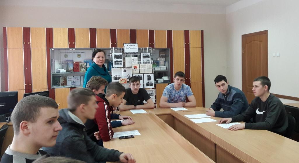 76-й річниці з дня визволення Куп'янська від фашистських загарбників присвячено