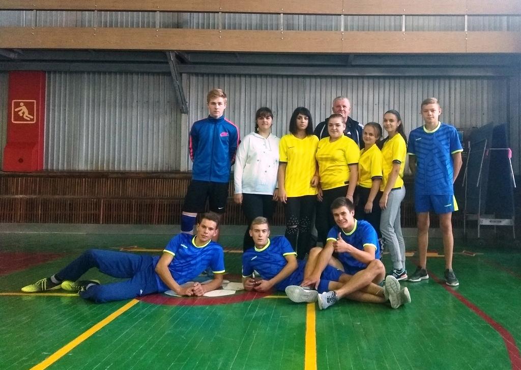 Перемога наших волейболістів