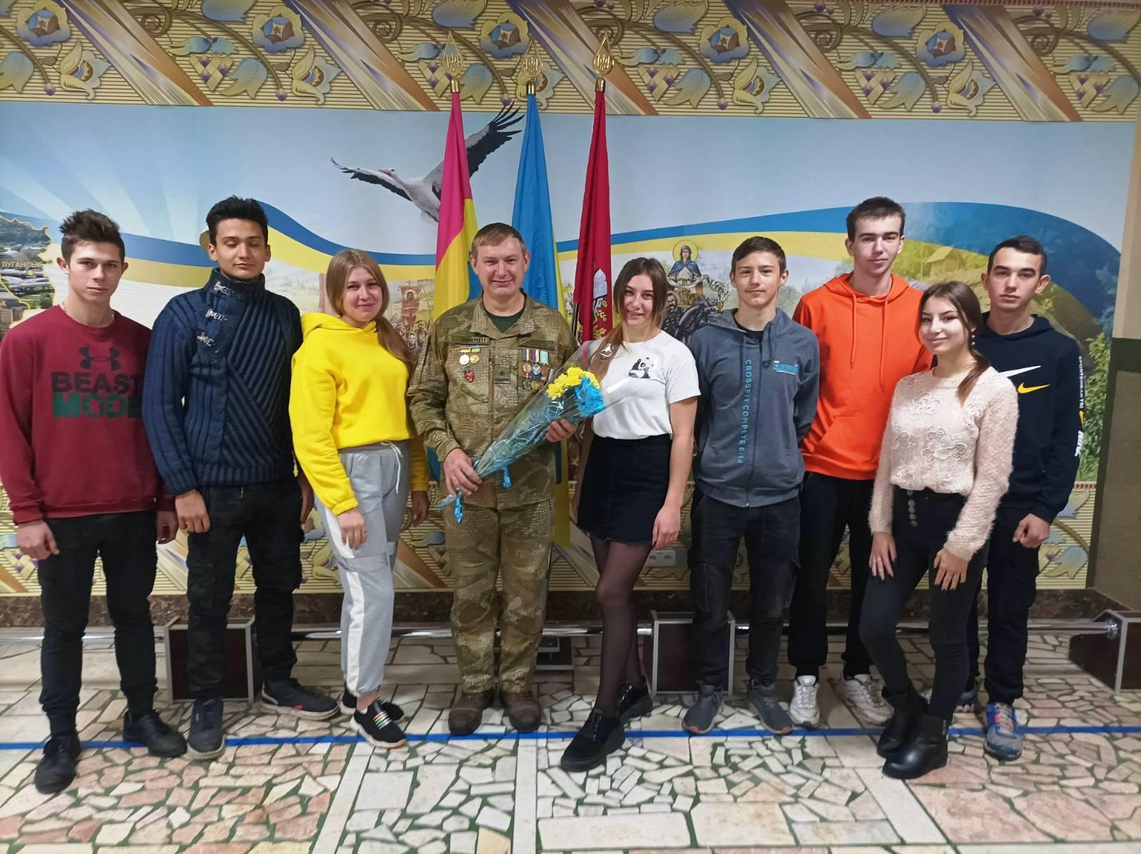 Обличчя захисників України